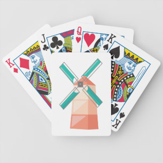 Windmill Bicycle Playing Cards