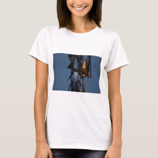WINDMILL BLADES AND MOON AUSTRALIA T-Shirt
