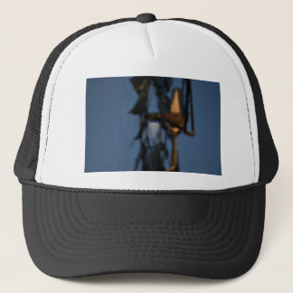 WINDMILL BLADES AND MOON AUSTRALIA TRUCKER HAT