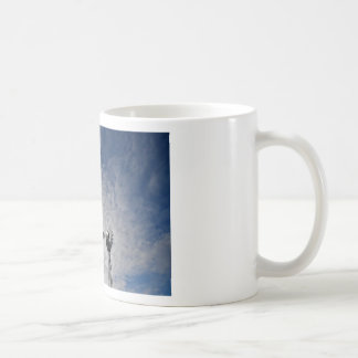 WINDMILL & CLOUDY  SKY QUEENSLAND AUSTRALIA COFFEE MUG