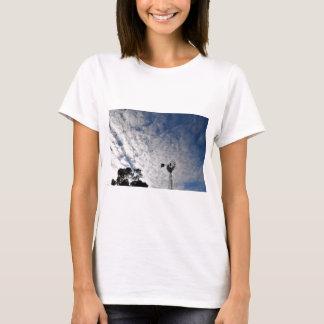 WINDMILL & CLOUDY  SKY QUEENSLAND AUSTRALIA T-Shirt