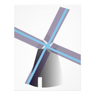 Windmill Custom Letterhead