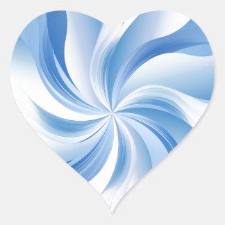 Windmill Heart Sticker