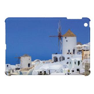 Windmill in Oia, Santorini, Greece iPad Mini Case