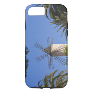 Windmill, Palma, Mallorca, Spain iPhone 7 Case