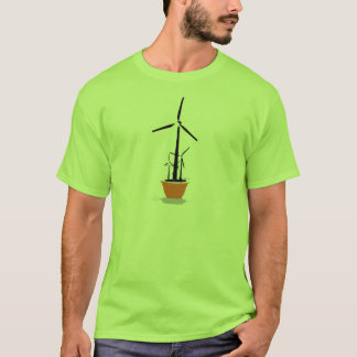 Windmill pot T-Shirt