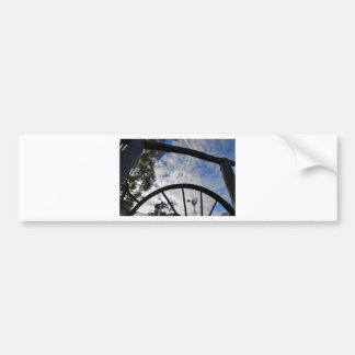 WINDMILL QUEENSLAND AUSTRALIA BUMPER STICKER