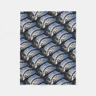 WINDMILL QUEENSLAND AUSTRALIA FLEECE BLANKET