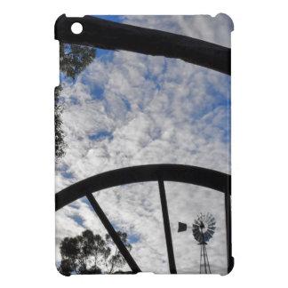 WINDMILL QUEENSLAND AUSTRALIA iPad MINI COVERS