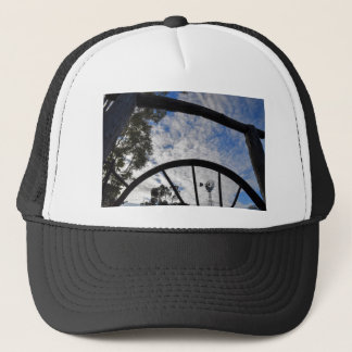 WINDMILL QUEENSLAND AUSTRALIA TRUCKER HAT