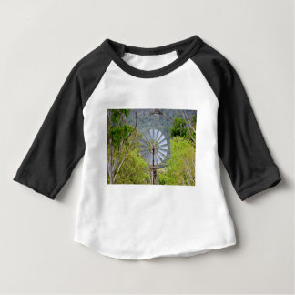 WINDMILL RURAL QUEENSLAND AUSTRALIA BABY T-Shirt