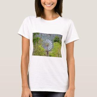 WINDMILL RURAL QUEENSLAND AUSTRALIA T-Shirt
