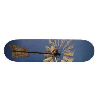 WINDMILL SOUTERN CROSS & MOON AUSTRALIA SKATE BOARD DECK