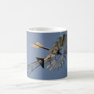 WINDMILL SOUTHERN CROSS RURAL AUSTRALIA COFFEE MUG