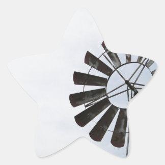 Windmill Star Stickers