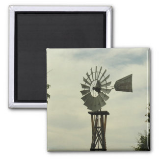 Windmill Whispers Magnet