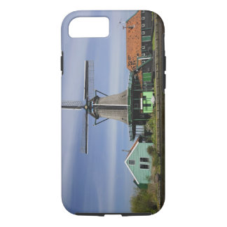 Windmill, Zaanse Schans, Holland, Netherlands 3 iPhone 7 Case