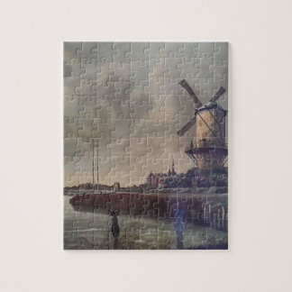 Windmills Meow Puzzles