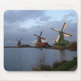 Windmills Mouse Pad