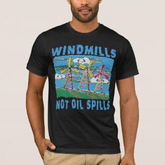 Windmills Not Oil Spills Tshirts