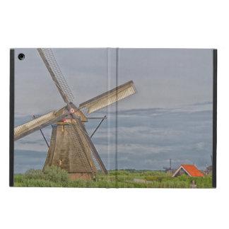 windmills of Kinderdijk world heritage site Case For iPad Air