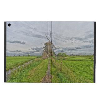 windmills of Kinderdijk world heritage site iPad Air Case