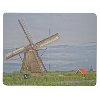 windmills of Kinderdijk world heritage site Journal