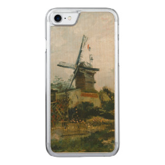 Windmills on Montmartre by Vincent Van Gogh Carved iPhone 8/7 Case