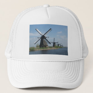 Windmills Trucker Hat