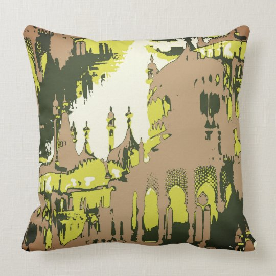 Windoces Throw Pillow