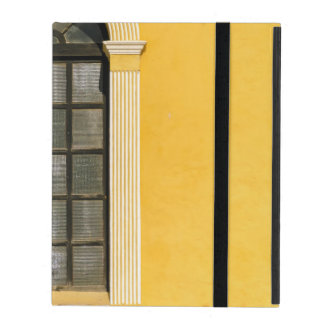 Window and Yellow Wall Covers For iPad