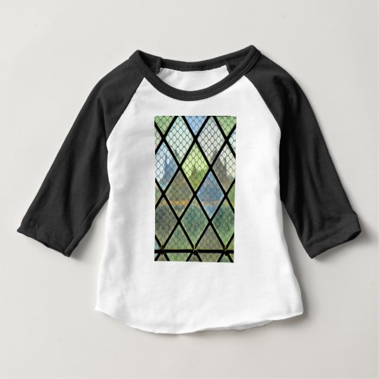 Window Art Baby T-Shirt