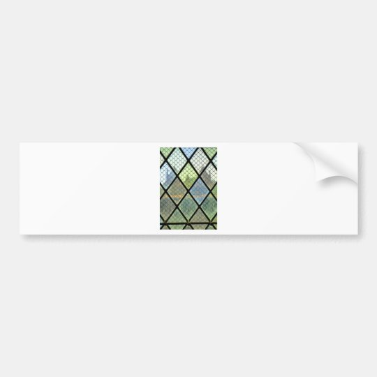 Window Art Bumper Sticker