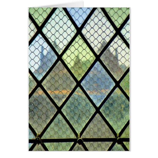 Window Art Card