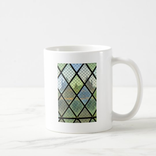 Window Art Coffee Mug