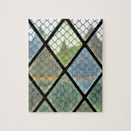 Window Art Jigsaw Puzzle