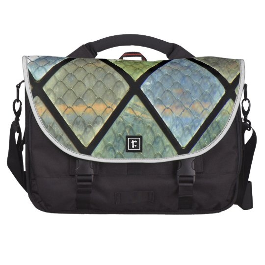 Window Art Laptop Commuter Bag