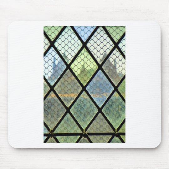 Window Art Mouse Pad