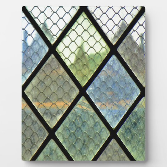 Window Art Plaque