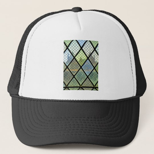 Window Art Trucker Hat