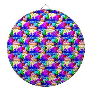 window butterfly stereogram dartboard