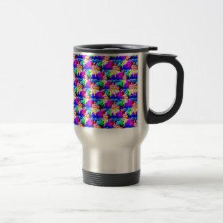 window butterfly stereogram travel mug
