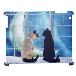 Window Cats iPad Covers