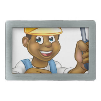 Window Cleaner With Squeegee Belt Buckle