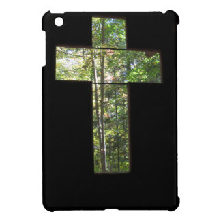Window Cross iPad Mini Cases