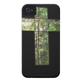 Window Cross iPhone 4 Covers