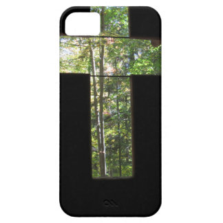 Window Cross iPhone 5 Case