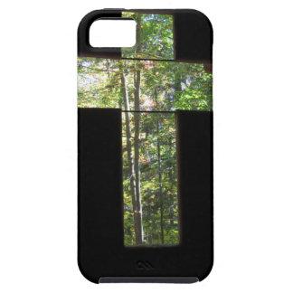 Window Cross iPhone 5 Covers