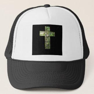 Window Cross Trucker Hat