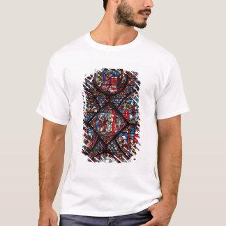 Window depicting scenes T-Shirt